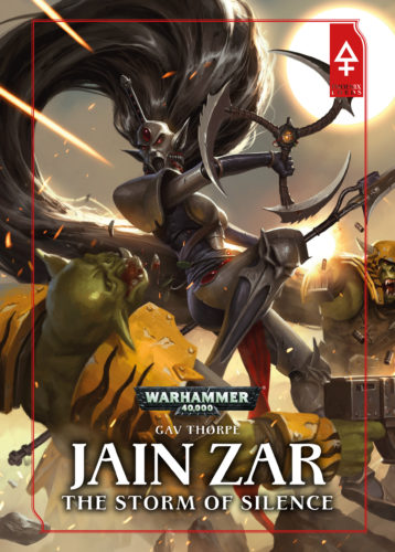 Programme des publications The Black Library 2017 - UK - Page 2 Jain-z10
