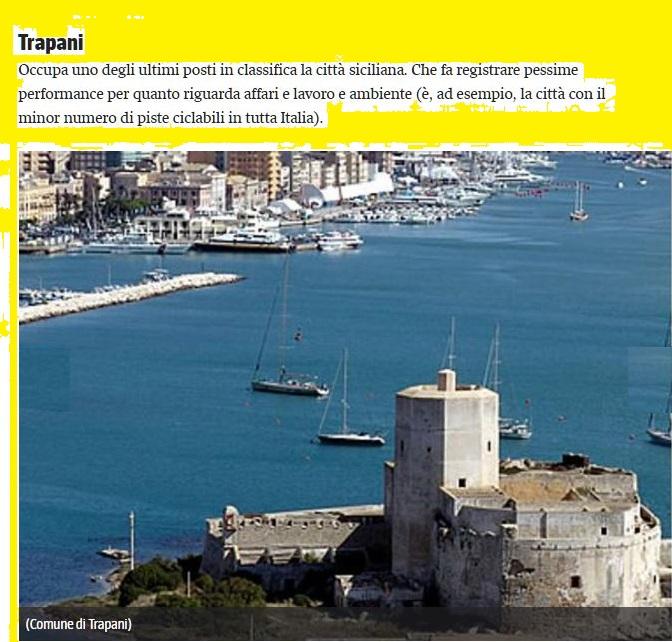 Sicilia occidentale, terra, mare, natura e cultura Trapan10
