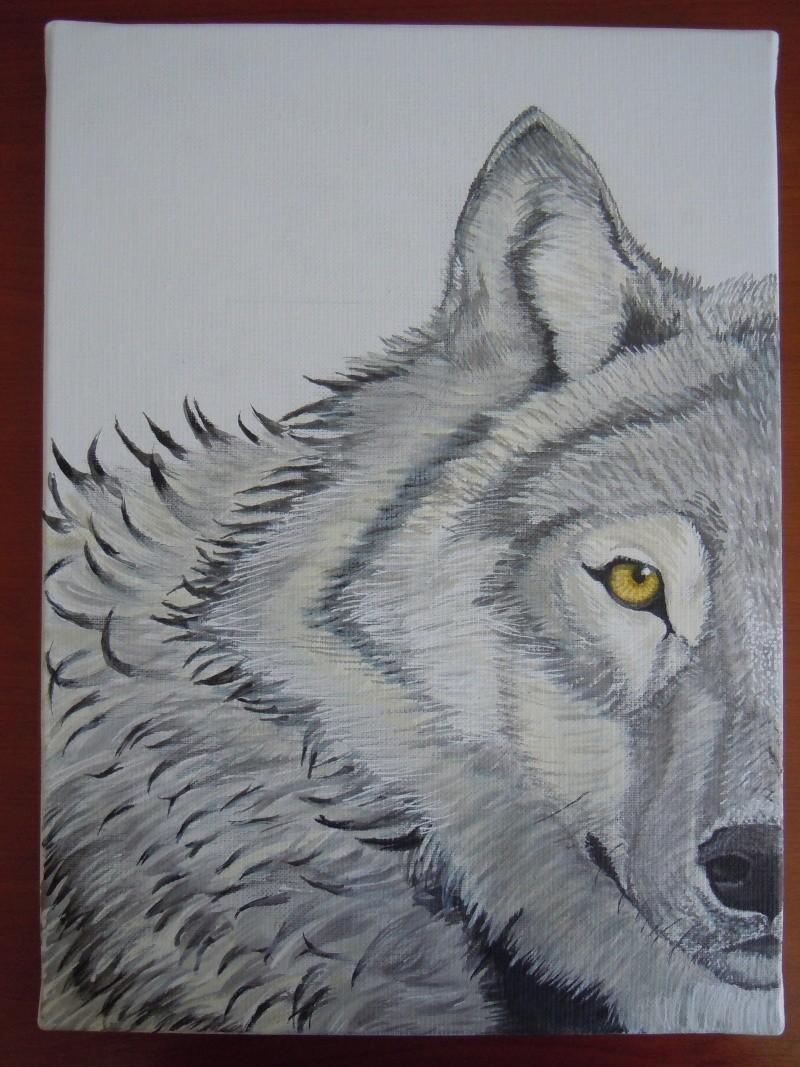 Mon Art Book Loup10