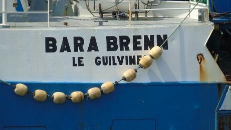 [Activité des ports] Le Guilvinec - Page 4 Bara_012