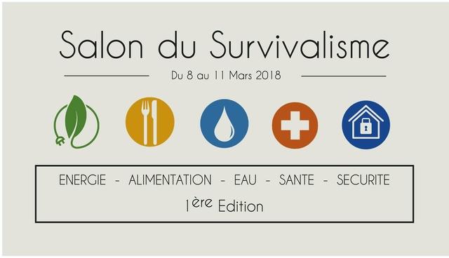 Salon du Survivalisme - Paris 2018 15194410