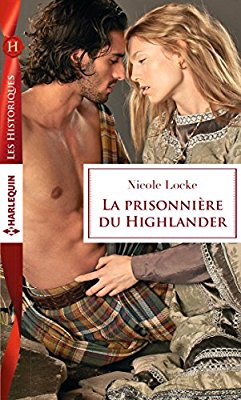 La prisonnière du Highlander de Nicole Locke 51otev10
