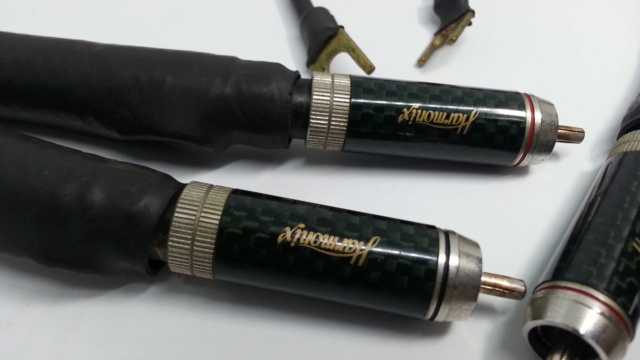 Harmonix Combak HS-101 GP(Golden Performance) 1M RCA 20180910