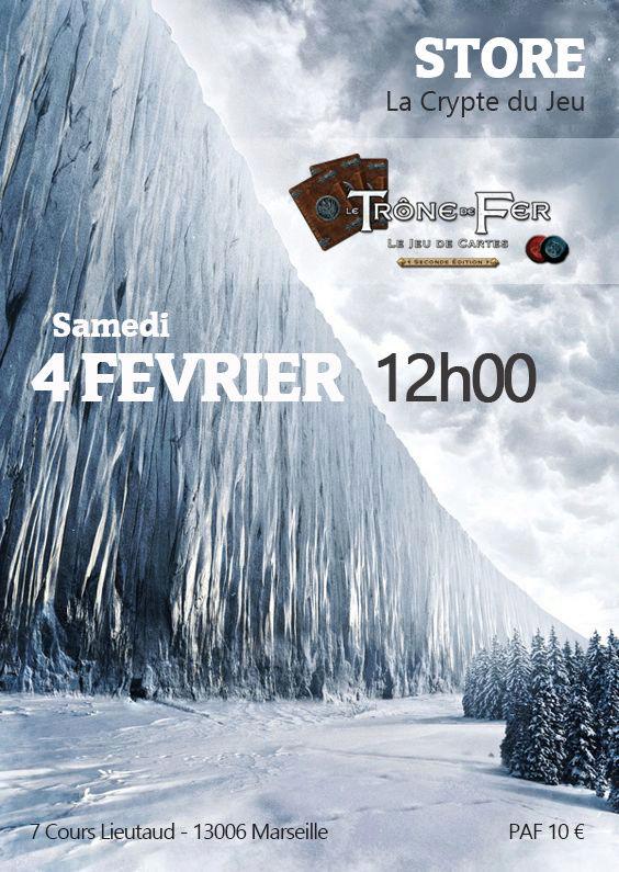 [Marseille] Store samedi 4 février 2017 - La Crypte du Jeu Store12