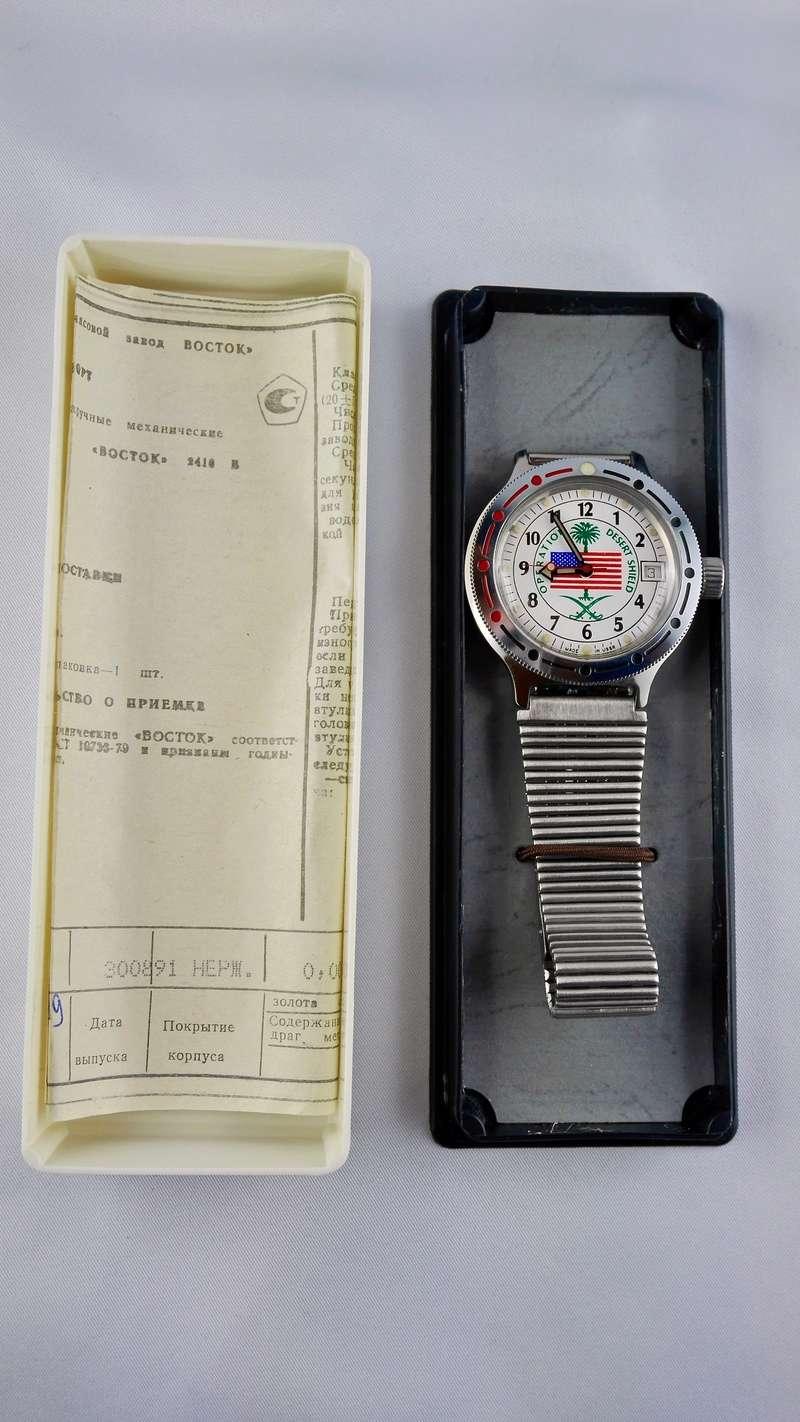 VREMIR : les montres Russes américaines _1070211