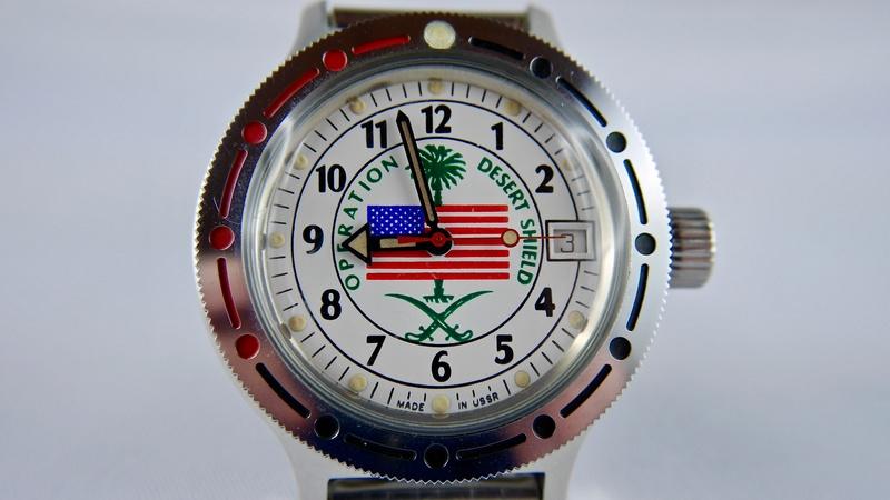 VREMIR : les montres Russes américaines _1070212