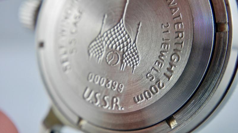 VREMIR : les montres Russes américaines _1070213