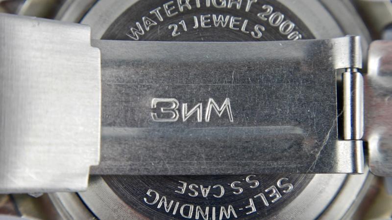 VREMIR : les montres Russes américaines _1070214
