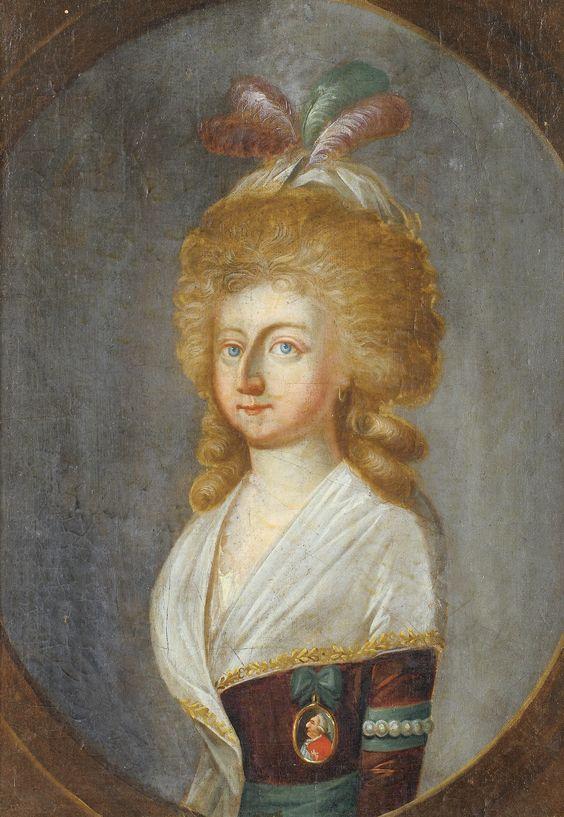 Portraits de Madame Royale, duchesse d'Angoulême - Page 4 D08b3210