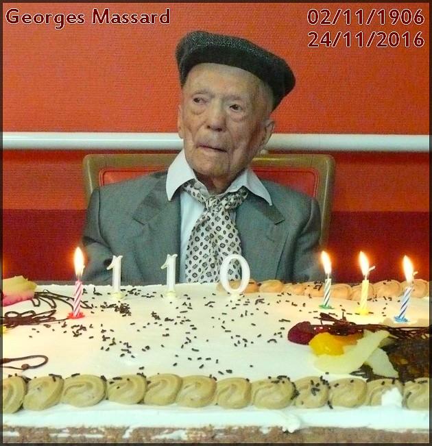 Décès de personnes de 110 ans et plus - Page 7 George10