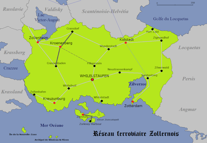 Expansion du chemin de fer zollernois Zoller11