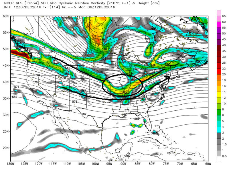 Sun-Mon 12/11-12/12 Discussions and Observations - Page 2 Gfs_z511