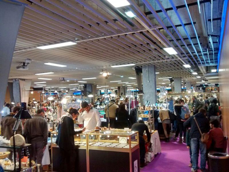 Salón Internacional Minéral Expo París 310