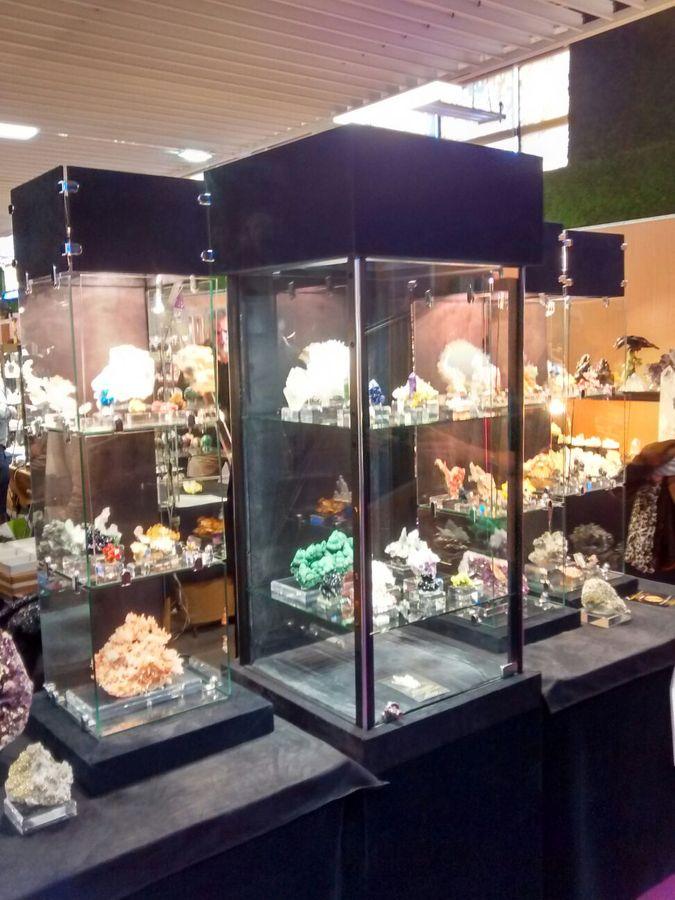 Salón Internacional Minéral Expo París 4410
