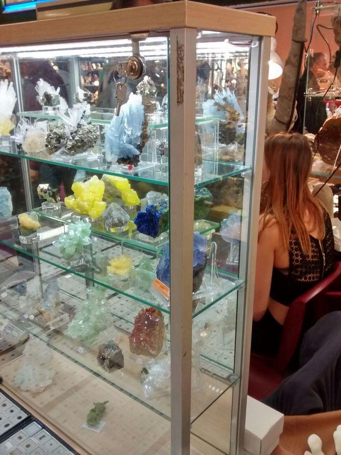 Salón Internacional Minéral Expo París 6610
