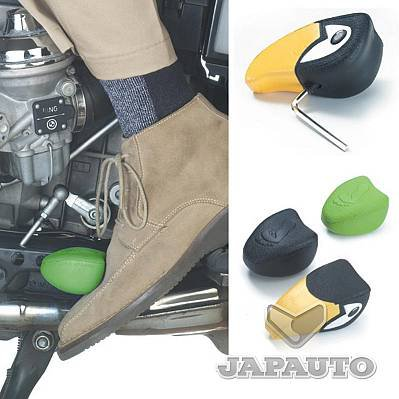 Protection de chaussures sélecteur de vitesse