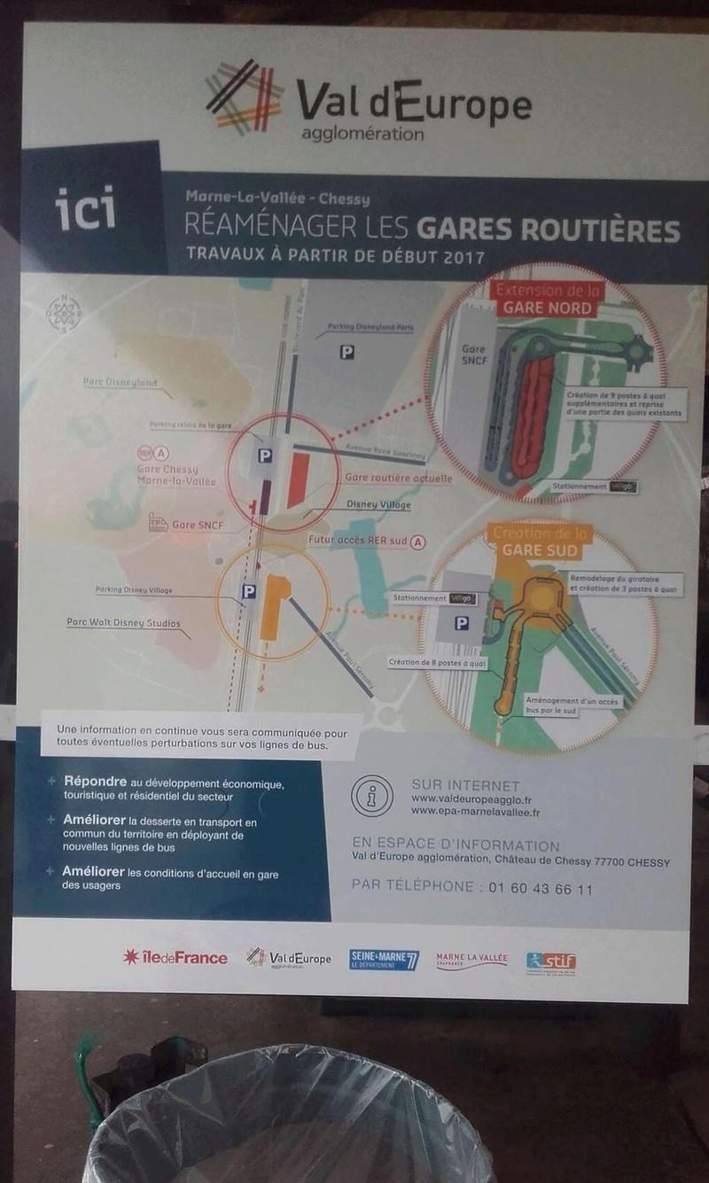 Pôle d'échanges multimodal de Marne-la-Vallée - Chessy (gares routières, SNCF et RATP) - Page 4 Image30