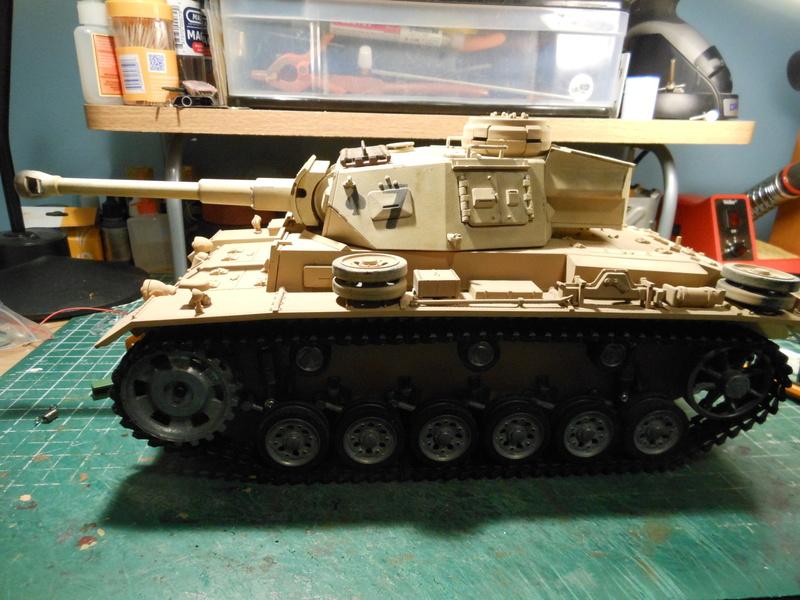 """Pz III Ausf """"K"""" Dscn1712"""
