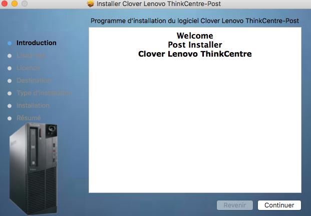 Clover Lenovo ThinkCentre 03capt10