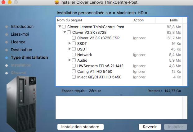 Clover Lenovo ThinkCentre 04capt10