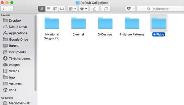 Créer son propre Économiseur d'énergie dans macOS Sierra Captu114