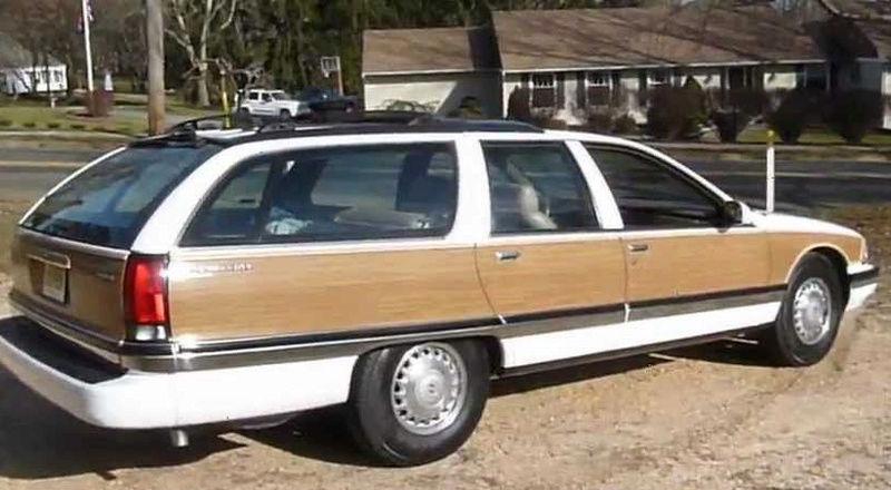 February 2017 LROM - 1995 Caprice Wagon  Roadma10