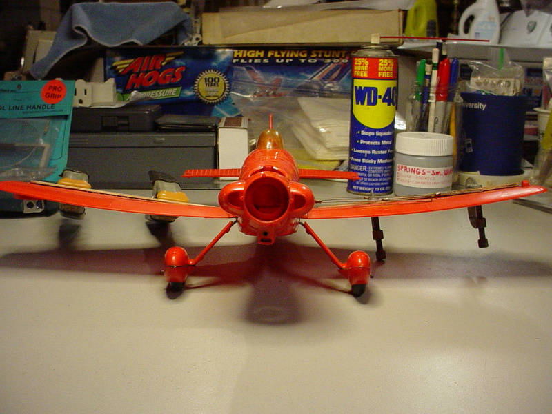 What was your favorite cox airplane ? 4-11-110