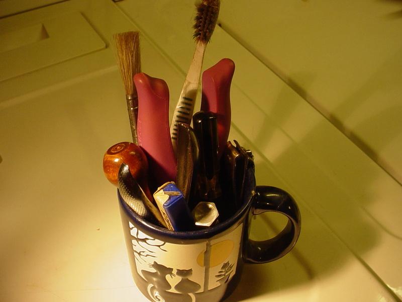 the decommissioned coffee mug Coffee10