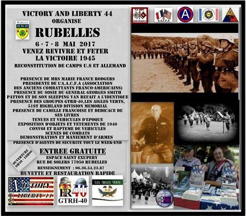 6>8 Mai 2017 - RUBELLES (77) - Victoire 1945   16195610