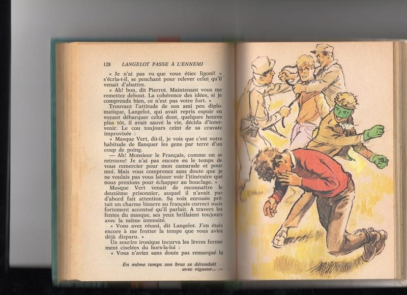 Les livres d'enfants avec bandeau.  Img60810