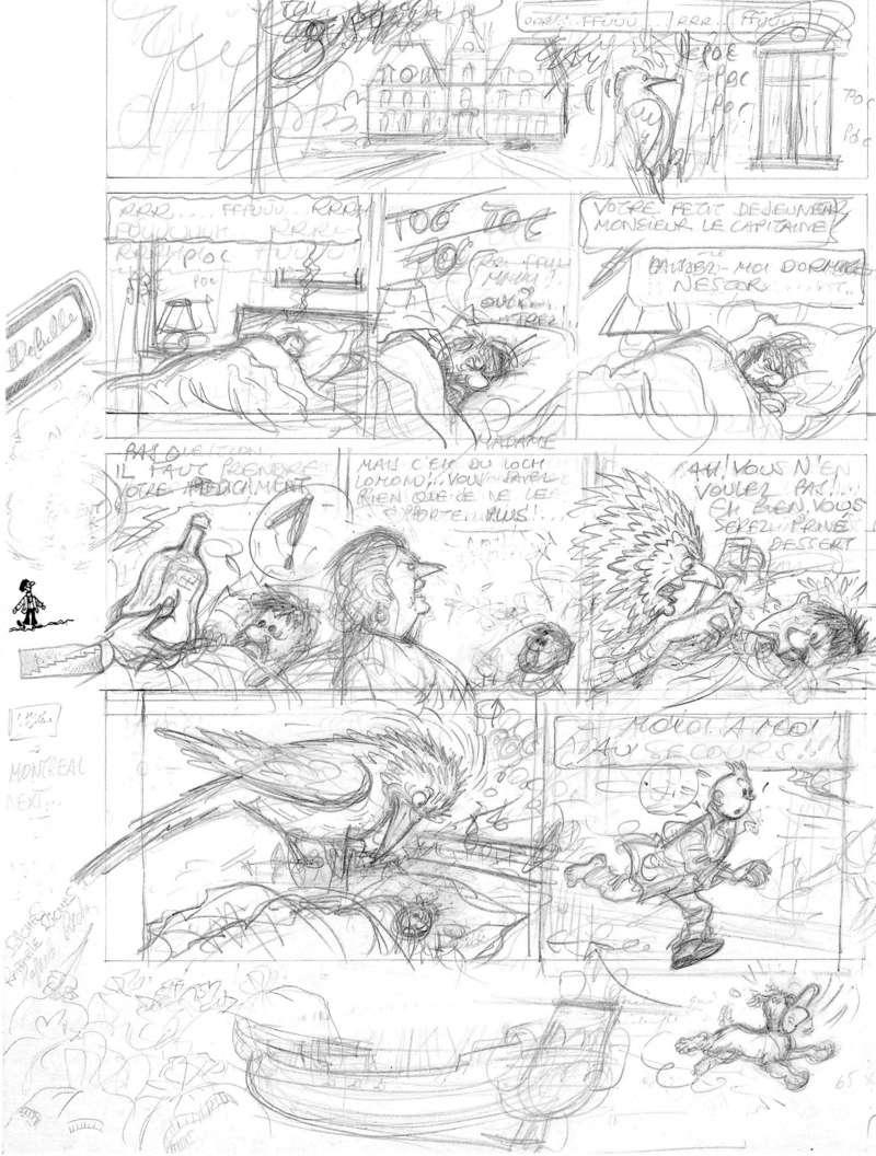 La grande histoire des aventures de Tintin. Img61210