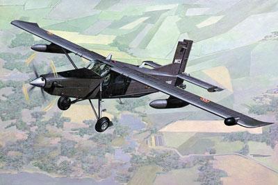 Pilatus PC-6/B2-H4. Roden 1/48. Fini. Roden_10