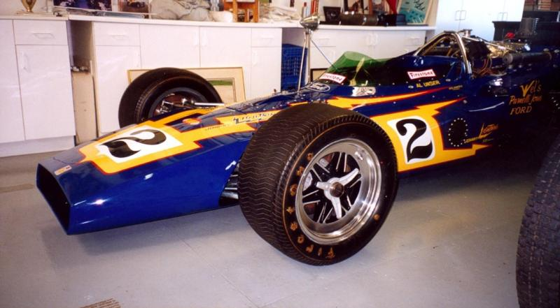 Parnelli Jones Colt Indianapolis 1970 Al Unser 5c648510