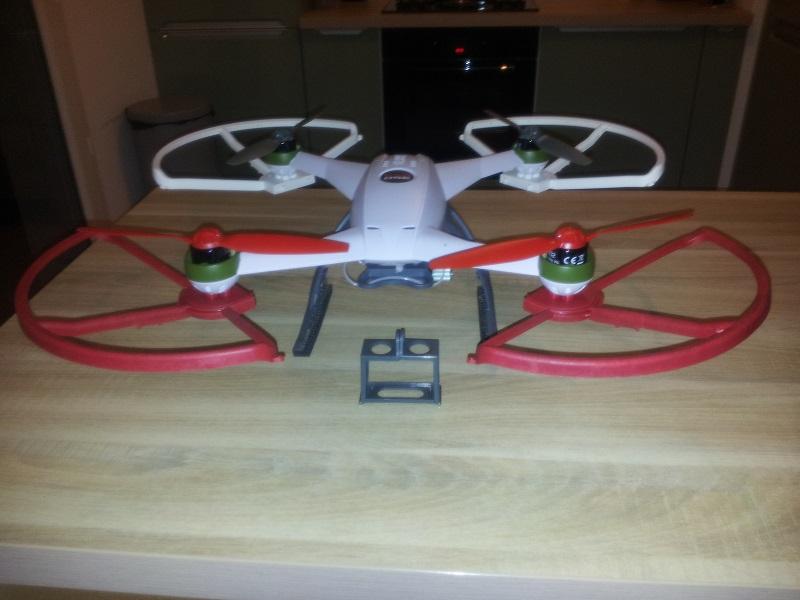 Drone blade 350 qx v2 Blade_13