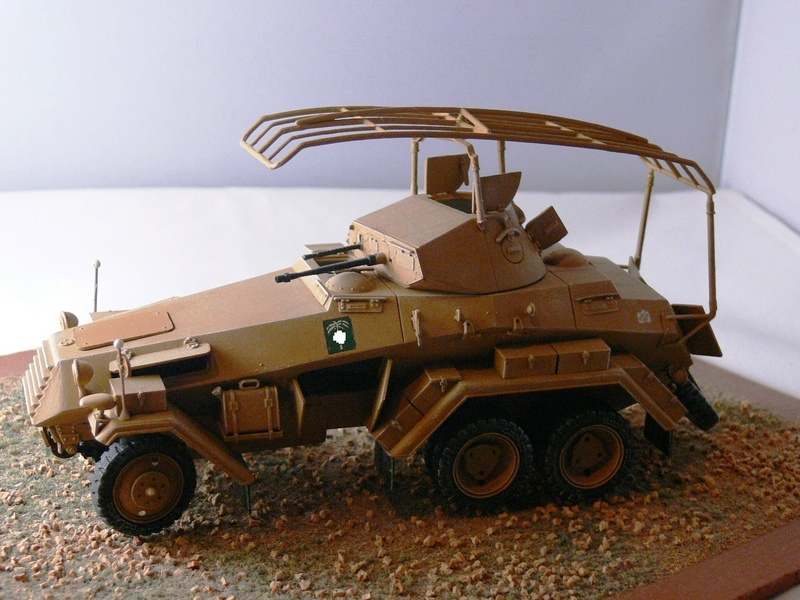 Deutsches Afrika Korps / 1:35 6-rad10