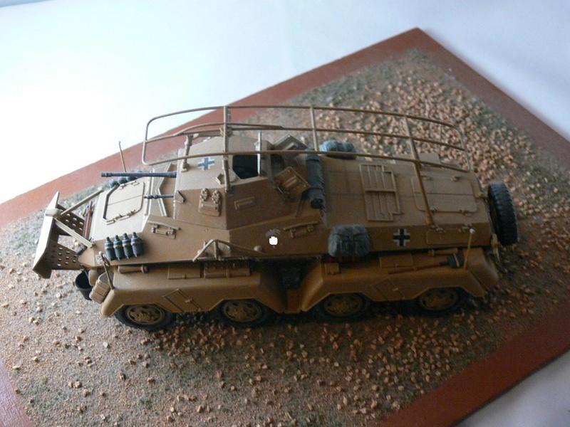 Deutsches Afrika Korps / 1:35 8-rad10