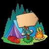 Hôtels, gîtes, campings & lieux de villégiatures en général