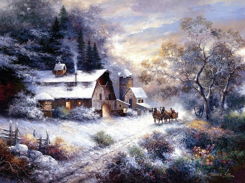 Tous les paysages en peinture. - Page 4 A_00024