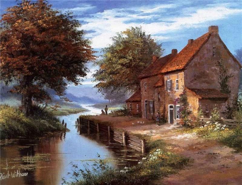 Tous les paysages en peinture. A_0029