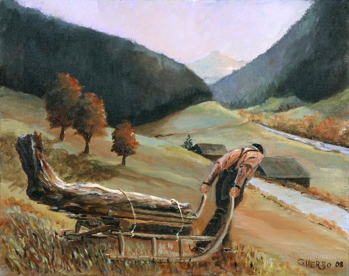 Tous les paysages en peinture. A_0034