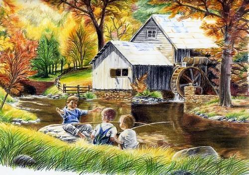 Tous les paysages en peinture. - Page 2 A_0042