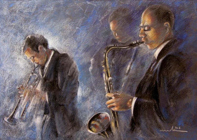 """"""" La Musique adoucit les moeurs """" ( Aristote ) A_0282"""
