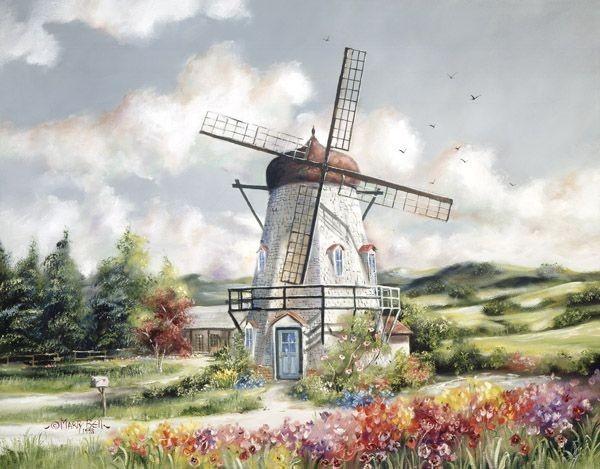 Tous les paysages en peinture. A_0318