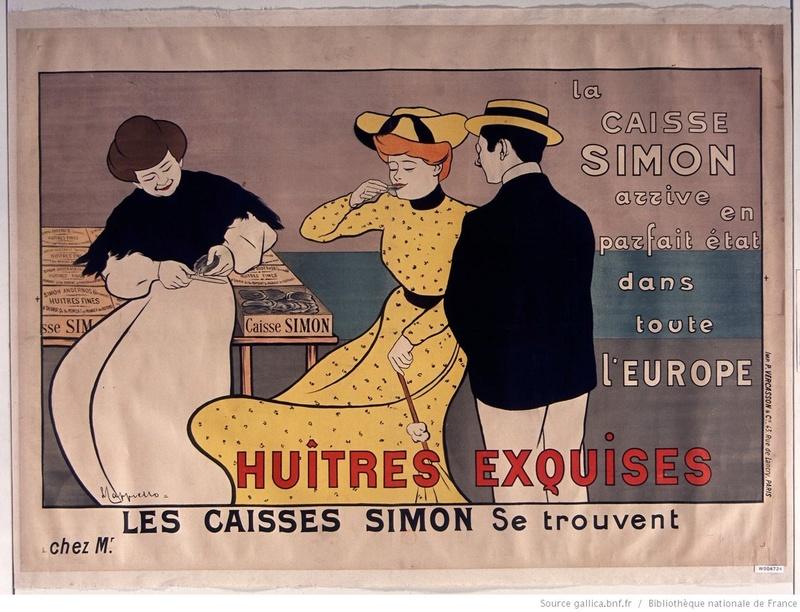 Les affiches du temps passé quand la pub s'appelait réclame .. - Page 42 Aff_b12