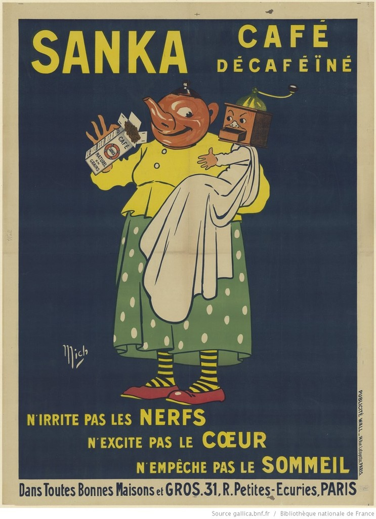 Les affiches du temps passé quand la pub s'appelait réclame .. - Page 43 Aff_hh10