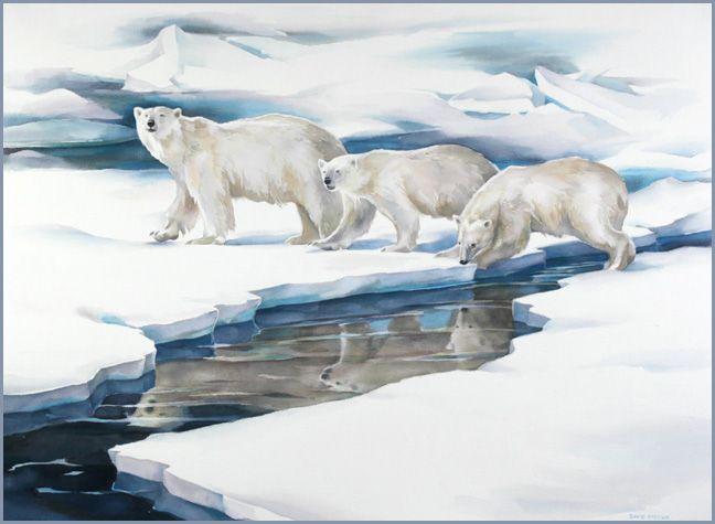 Les animaux peints à l'AQUARELLE - Page 3 Aq_u11