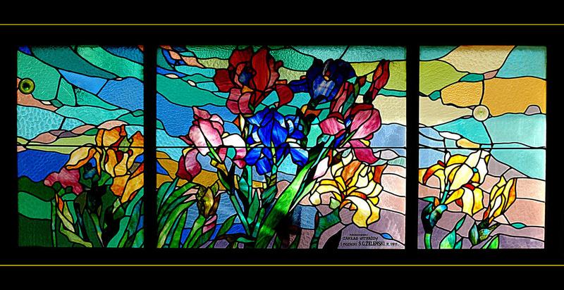 Les FLEURS  dans  L'ART - Page 43 Ar_fl_54