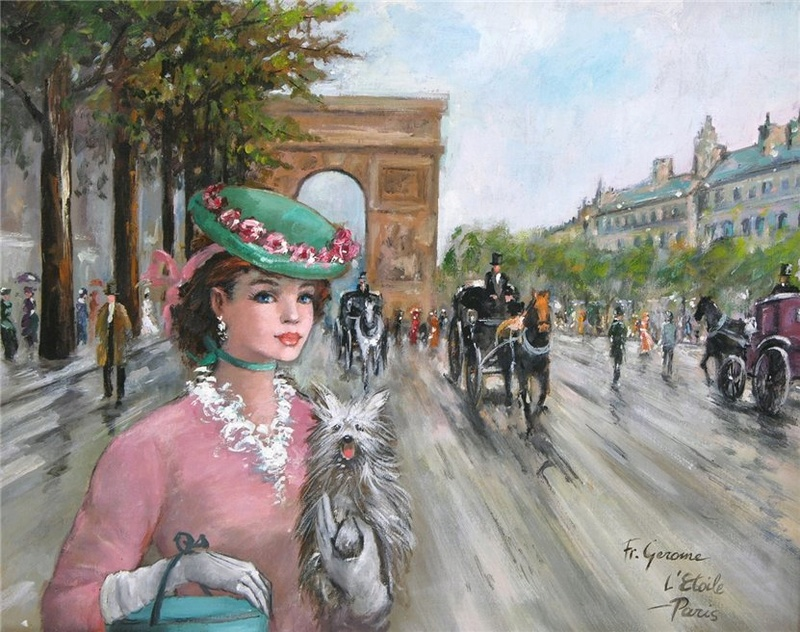 """Des élégantes  """"chapeautées"""" ... - Page 6 Chap_t10"""