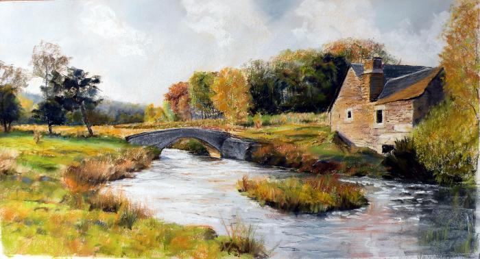 L'eau paisible des ruisseaux et petites rivières  - Page 6 Eau_fa10