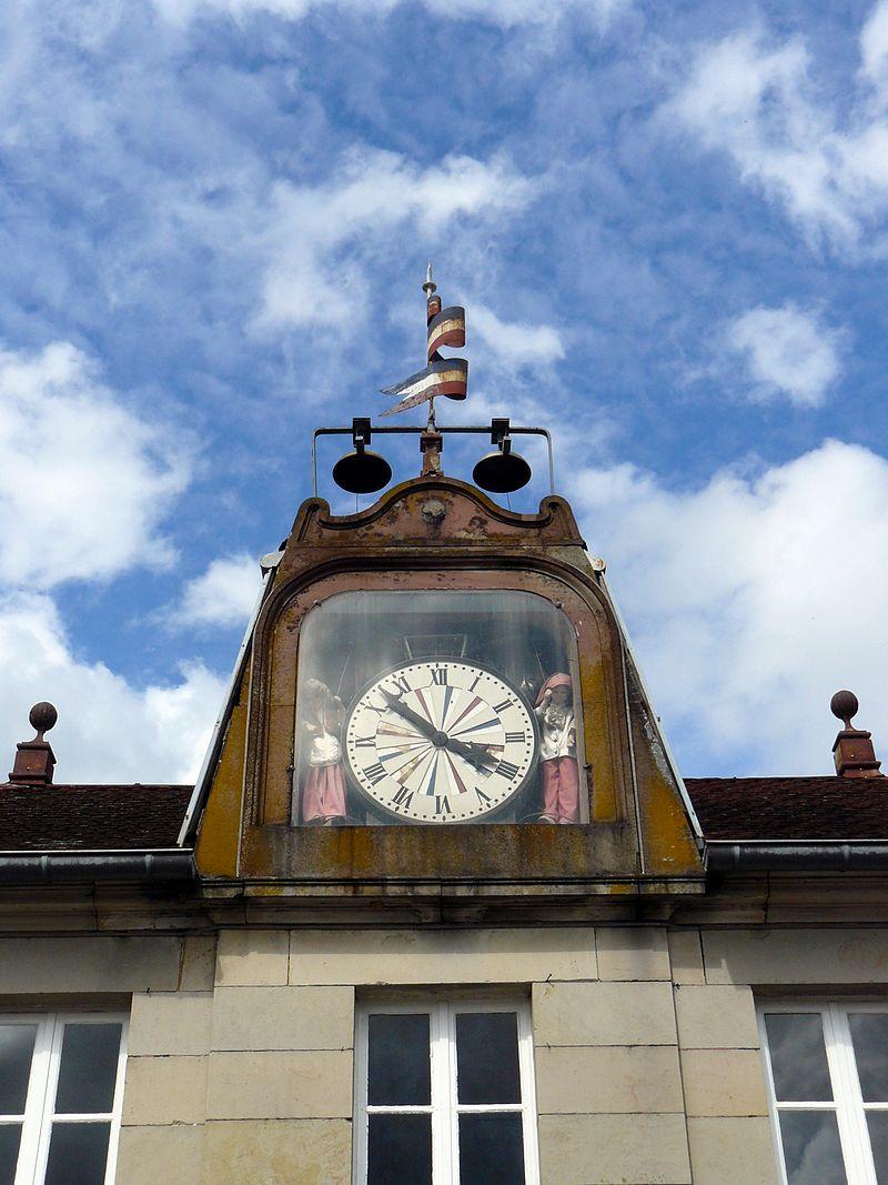 Reçu un beau diapo....Les horloges et pendules des rues..... - Page 41 Hor_jd10